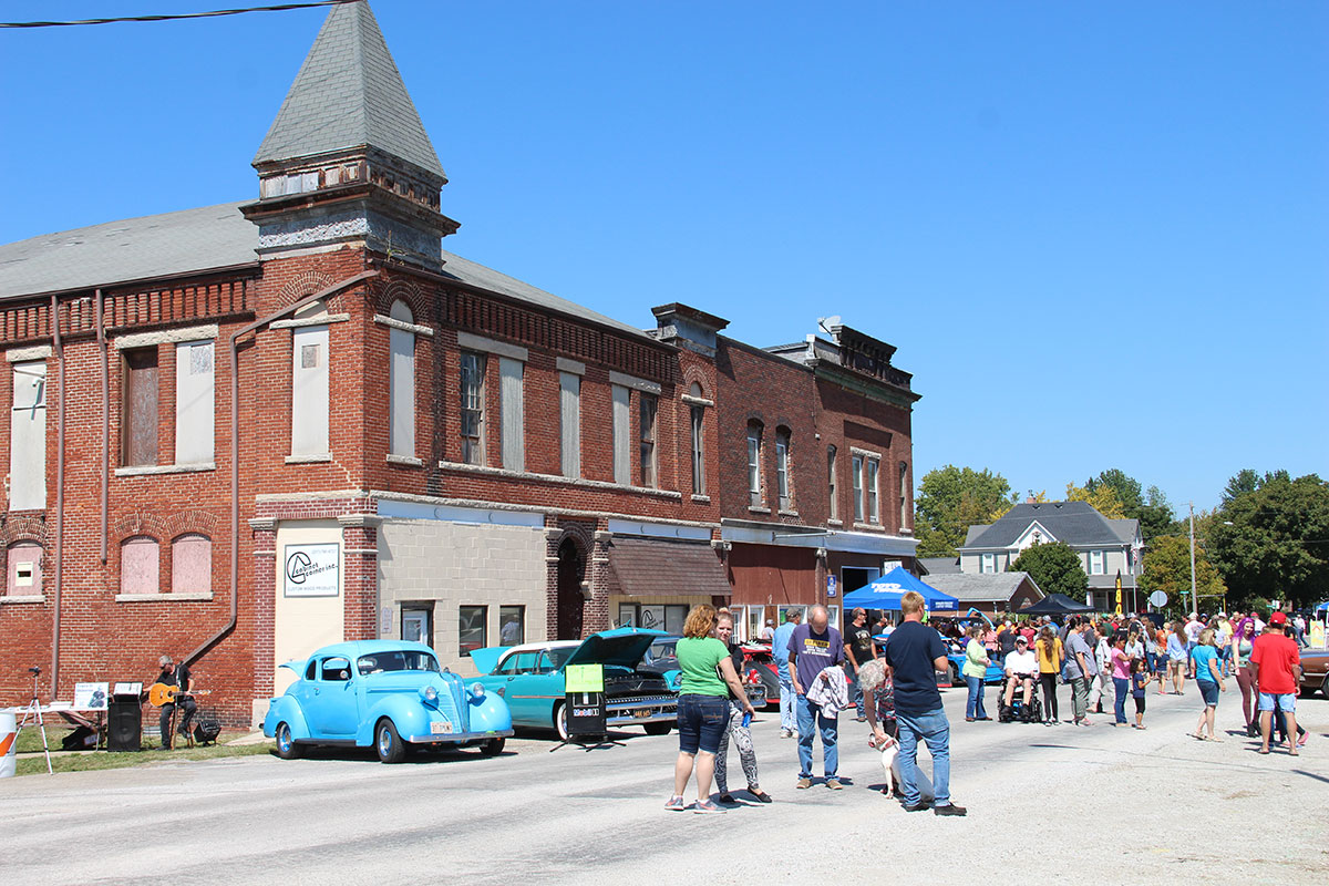 Animal Arts fest in Argenta Il